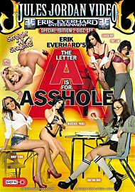The Letter A Is For Asshole (2 DVD Set) (111939.5)
