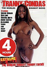 Extreme She-Male (5 DVD Set) (20 Hours) (115806.16)