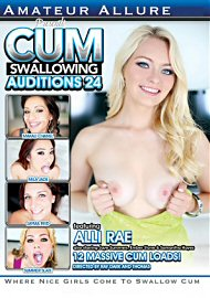 Cum Swallowing Auditions 24 (140797.3)