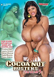 Cocoa Nut Busters Hardcut 3 (out Of Print) (169901.46)