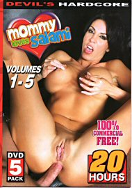 Mommy Loves Salami Vol. 1-5 - 20 Hours (5 DVD Set) (177236.1)