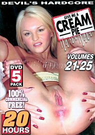 Give Me A Cream Pie Vol. 21-25 (5 DVD Set) (20 Hours) (178292.2)