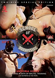 School Of Submission: Victoria Voxxx (2 DVD Set) (2019) (186704.5)