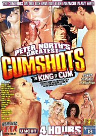 Peter North'S Greatest Cumshots The King Of Cum (81918.46)