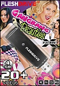 20+ Gang Bang Beauties Videos on 4gb usb FLESHDRIVE (114272)
